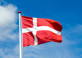 vežam į Daniją