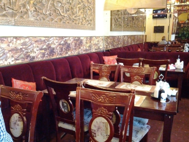 Nemokama rezervacija restorane Pekino antis