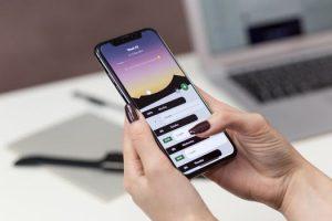 mobiliuju aplikaciju kurimas