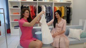 Suknelės internetu moterims