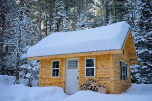 Medinio namo šiltinimas